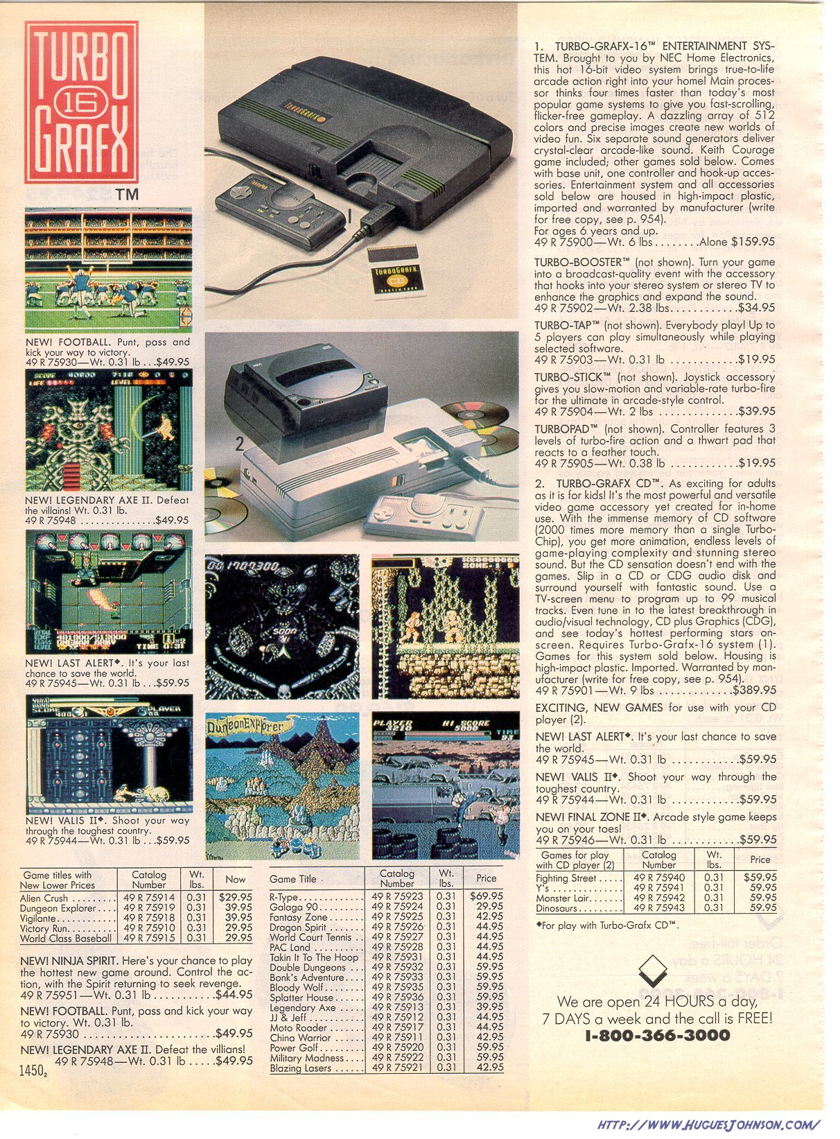 HuguesJohnsoncom Sears Catalog Scans