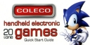 Coleco (Sega) Handheld
