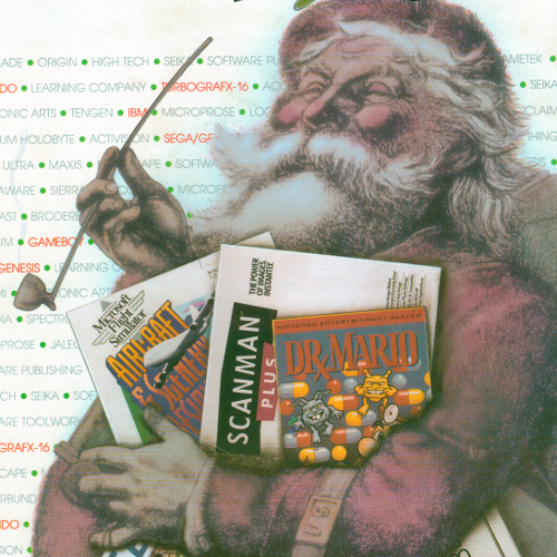 Electronics Boutique Christmas 1990 Catalog