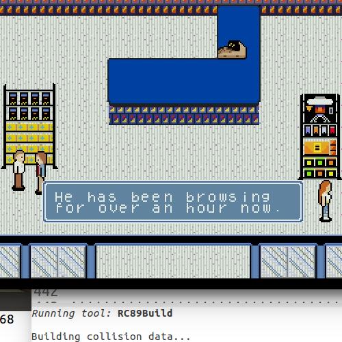 Sega Genesis Programming Part 12: Scenes and NPCs
