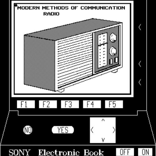 Sony Data Discman