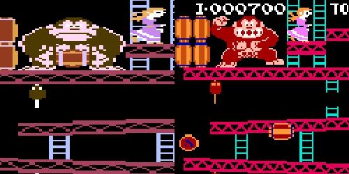 Grudge Match: Atari 7800 vs NES