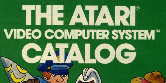 1981 Atari Catalog