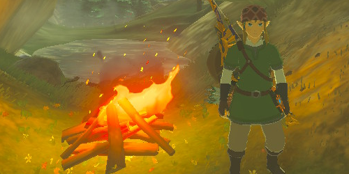 Camping of the Wild