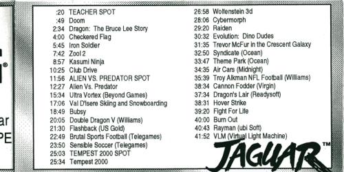 Atari Jaguar: Do the Math