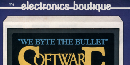 Electronics Boutique January 1987 Catalog
