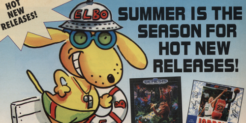 Electronics Boutique Summer 1992 Catalog