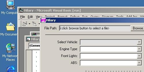Windows 2000 Server + Visual Studio 6 Virtual Machine