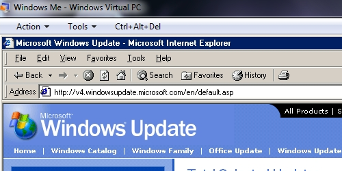 Finding a Purpose for Windows Me 10 Years Later
