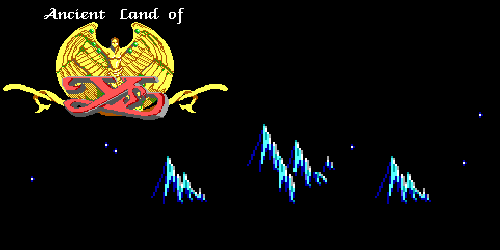 Review a Great Game Day 2015: Ys for DOS