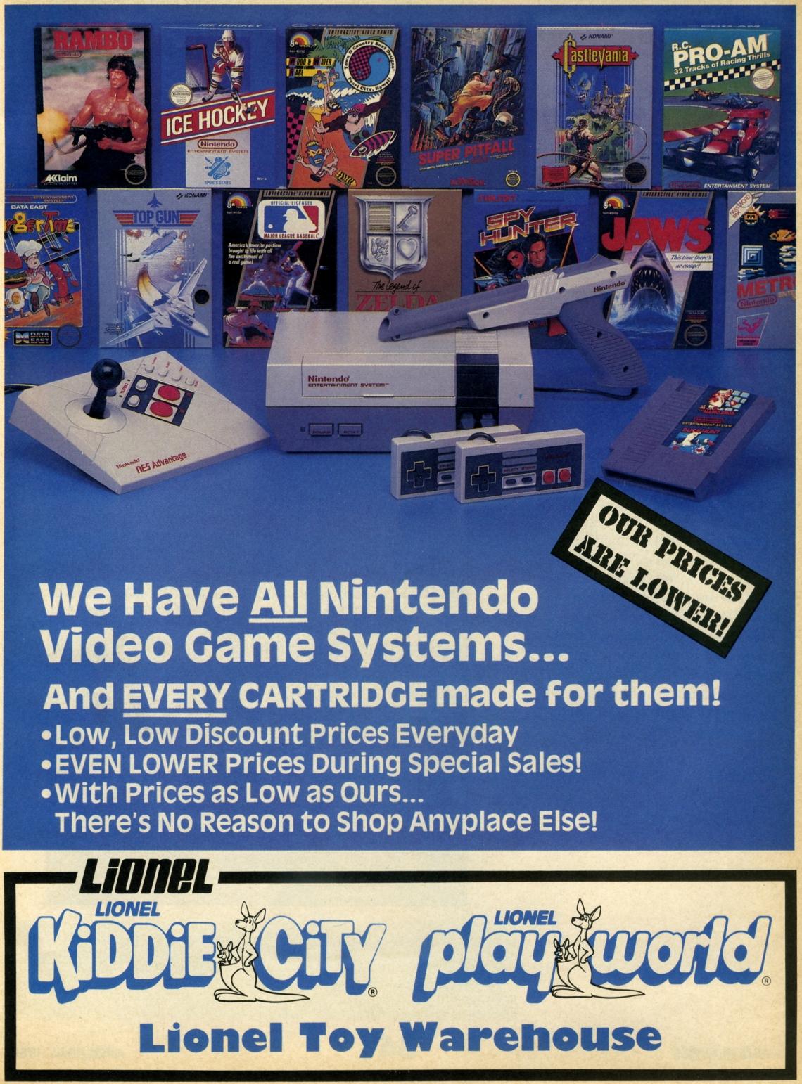 Huguesjohnson Com Nintendo Ads