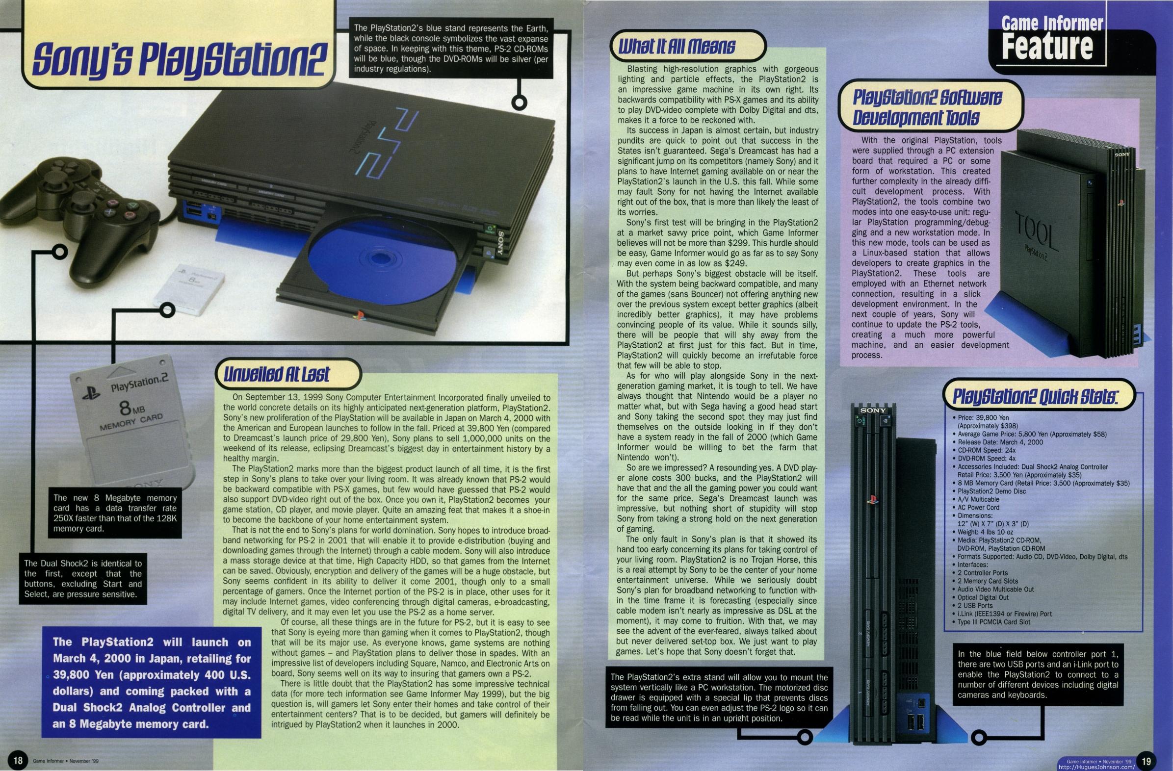HuguesJohnson.com - Random Video Game Scans